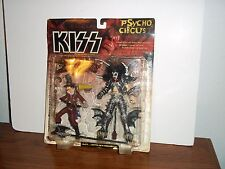1998 MCFARLANE--KISS PSYCHO CIRCUS--GENE SIMMONS/THE RING MASTER FIGURE (NEW)
