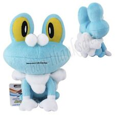 "Nintendo Pokemon X & Y Froakie 16cm / 6.3"" Soft Plush Stuffed Doll Toy"