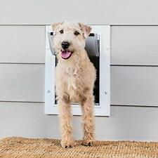New listing PetSafe Wall Entry Pet Door with Telescoping Tunnel, Medium, for Pets Up to 40 L