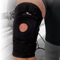 Precision Training Neoprene Hinged Knee Support Brace
