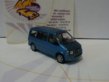 "Wiking 0273 40 # Volkswagen VW T5 GP California Baujahr 2005 in "" blau "" 1:87"