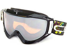 Cebe - LEGEND L Lunettes de ski snowboard artistique noir/ORANGE MIROIR cat.2