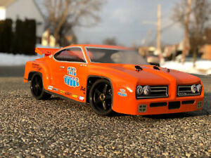 SM21 1/8 Scale Rc Car body BYSM 1.5 Hobao GT Serpent Traxxas Slash ---NEW--