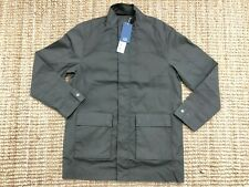 NWT Cutter & Buck Trail & Creek Myrtle Green Field Jacket Mens Sz M - $300