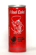1988 Coca Cola can from Japan, Olympics Seoul '88 (250ml)