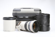 Canon EF 300 mm 2.8 L IS USM + Sehr Gut (UT1014) (218342)