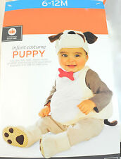 Infant Puppy Costume 6-12 Months