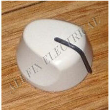 Whirlpool White Stove Knob - Part # 481241259125