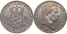 Netherlands - ½ Gulden 1829 over 1823 Brussel