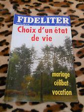 Revue - FIDELITER n° 181, 2008