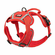 Red KONG CONTROL Dog Harness With Reflective Stitching SIZE Large L Up To 41kg