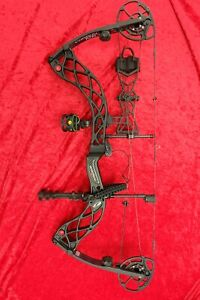 BOWTECH Carbon Knight Right Hand 70# loaded  *PRE-OWNED*