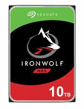 Seagate IronWolf (7200RPM, 3.5-inch, 256MB Cache) 10TB Internal Hard Drive - ST10000VN0008