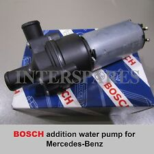 BOSCH additionnel Pompe à eau Mercedes C180 C200 C220 C250 C280 C220CDI C200CDI