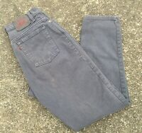 Vintage 550 Levi's Jeans Women's Size 14 Gray Relaxed Fit Tapered Leg High Waist