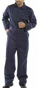 Click Cotton Drill Boilersuit Overall- Cdbs