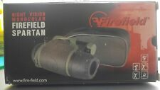 Firefield Spartan 1x24 Night Vision Goggles Headset Brand New Airsoft Paintball