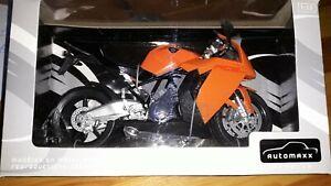 moto KTM RC8 playland prenium 1/12