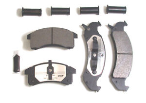 New Disc Brake Pad Set MF505K -  DeVille LeSabre Park Avenue Camaro Bonneville 8