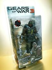 Gears Of War 3 Series 2 Augustus Cole Action Figure NECA Toys Video Game XBOX!!!