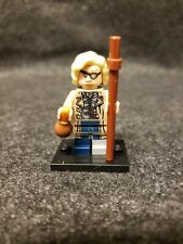 New LEGO Minifigure Harry Potter Series Mad Eye Moody Minifigure