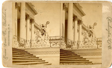 USA, Washington Vintage stereocard print Tirage albuminé  11x18  1900  <di