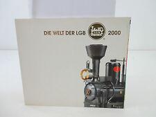 Die Welt der LGB . Katalog 2000 WT8777