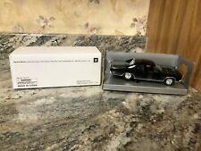 Open Box New Ray 1966 Pontiac GTO 1:32 Scale Car Black