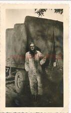 Foto, Flak Rgt.2/61, Notrast, Opel Blitz hat sich festgefahren 1941;  5026-180