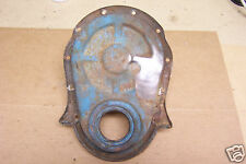 1980's  - 1990's Chevy Big Block 454 Engine Block Timing Chain Cover