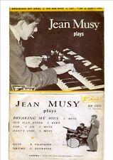 JEAN MUSY : EP SOUL/JAZZ EPHORA 501