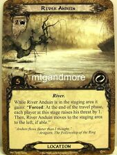 Lord of the Rings LCG  - 1x River Anduin  #077 - The Road Darkens