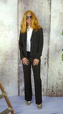 Damen-Anzüge & -Kombinationen im Hosenanzug-Stil aus Polyester mit Jacket/Blazer und Nadelstreifen