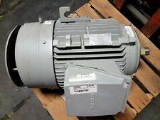 New Siemens 40 Hp 3 Phase Vertical Mount Induction Motor 460 Volt 1780 Rpm