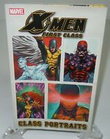 X-Men First Class: Class Portraits Marvel Comics TPB Trade Paperback Brand New