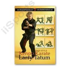 Larry Tatum Free Style Dvd hawaiian kenpo karate ed parker kempo martial arts