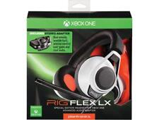 NEW Plantronics Rig Flex LX SE Special Edition Gaming Headset - Xbox One White