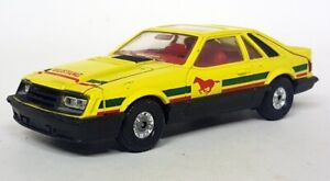 Corgi Vintage Diecast JCHome20 - Ford Cobra Mustang Yellow
