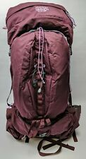 Mystery Ranch Glacier WS19 Glacier Burgundy Backpack Hiking Camping Sports