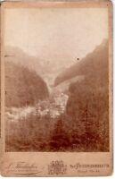 CAB Foto Historische Ansicht Friedrichroda - 1888