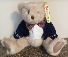 Bialosky Bear with signed tag by Gund, Inc 1987