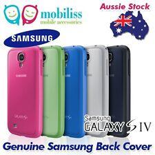 Original Genuine Samsung Galaxy S4 IV i9500 Protective Back Case Cover - 4 Color