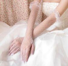 Gants de Mariée en Dentelle IVOIRE Accessoires mariage