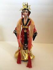 Disney 1998 Film Premiere Imperial Beauty Mulan collector Barbie doll