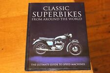 CLASSIC Superbikes from around the World Mac McDiarmid Harley Davidson Benelli