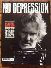 No Depression #62 Mar/Apr 2006 Kris Kristofferson, Calexico, Avett Brothers