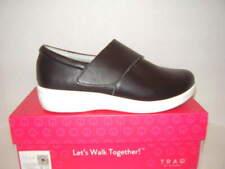 TRAQ Alegria PG Lite Qin Black Nappa Leather Shoe Sneaker EU 37 US 6.5 - 7