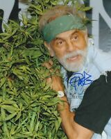 TOMMY CHONG SIGNED AUTOGRAPHED 8X10 PHOTO PROOF #2