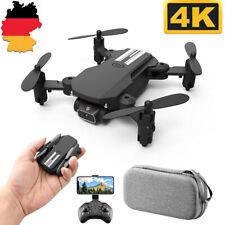 Faltbar WIFI FPV Drohne mit 4K HD Kamera Mini Selfie Quadrocopter RC Drone Gift