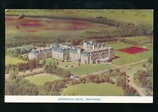 Scotland Perthshire GLENEAGLES Sport GOLF Hotel c1950/60s? PPC by Photochrom